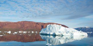 Góra lodowa, zmiany klimatu