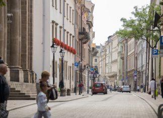 Kraków, ulica św. Anny