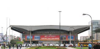 Banner Warszawa Centralna