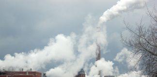 Kominy, dym, zanieczyszczenia powietrza