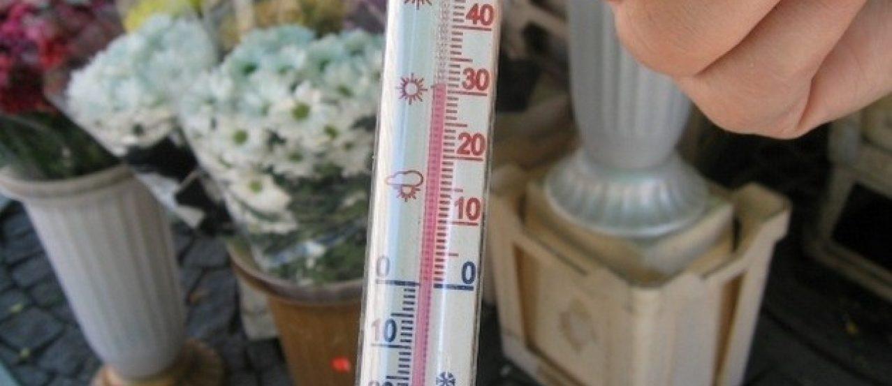 Termometr 30 stopni