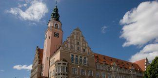 Ratusz miejski w Olsztynie