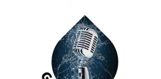 """Logo konkursu wodociągowego """"Głośna woda"""""""