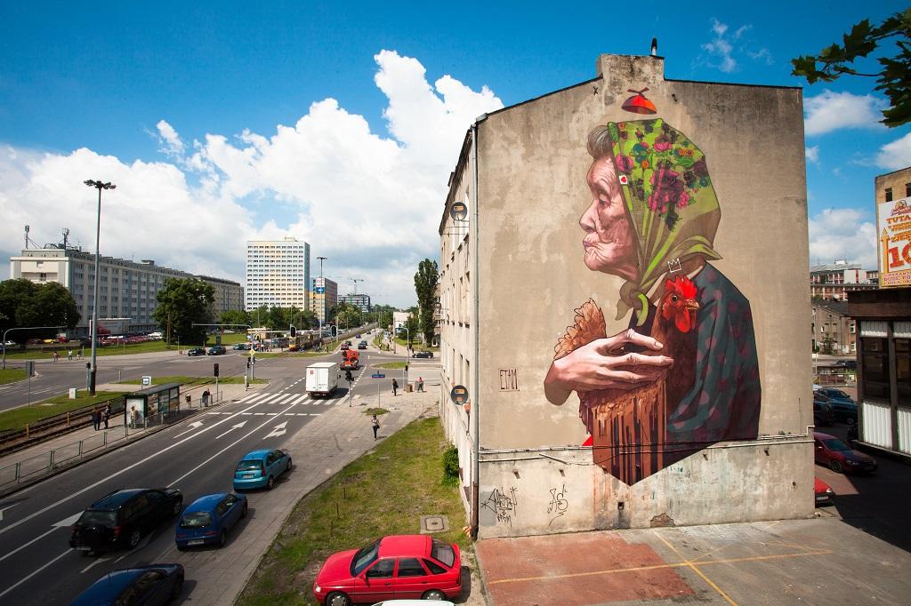 Murale W Polskich Miastach. Gdzie Najładniejsze? [Galeria]