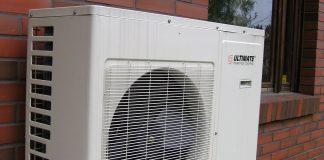 Powietrzna pompa ciepła