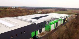 Biokompostownia w Poznaniu