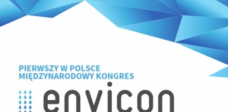 Logo kongresu Envicon Water
