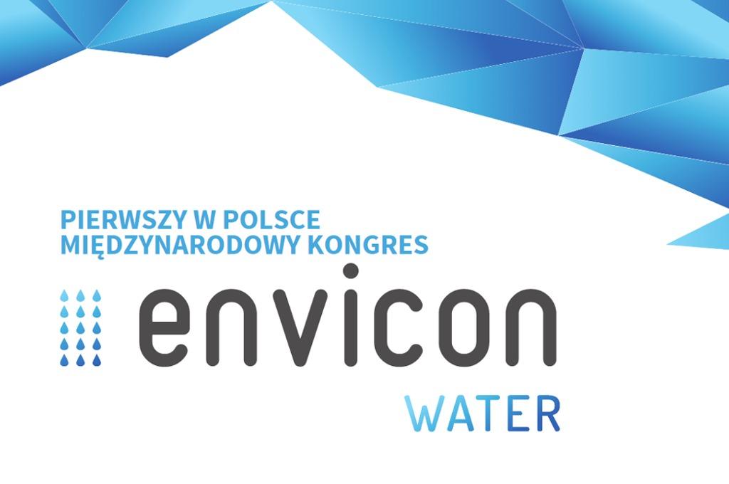 Logo kongresu Envicon Water