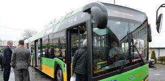 Nowoczesne autobusy Solaris Urbino 18 już w Poznaniu