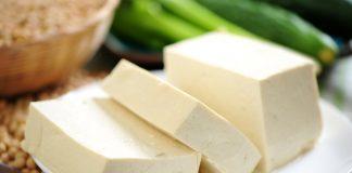 Kawałek tofu