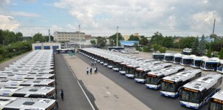 Autobusy w Krakowie