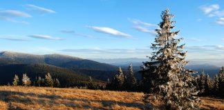 góry polskie