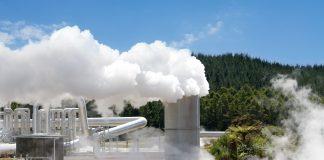 geotermia elektrownia