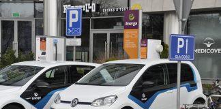 Carsharing samochody elektryczne Energa