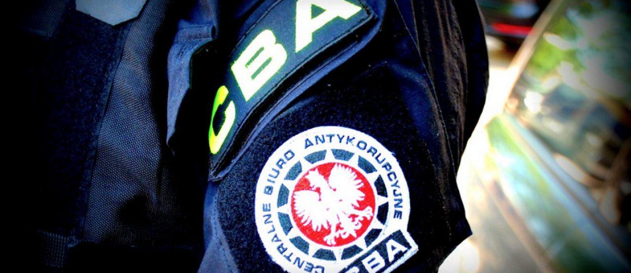 CBA Centralne Biuro Antykorupcyjne logo