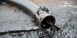 Wyciek ropy naftowej