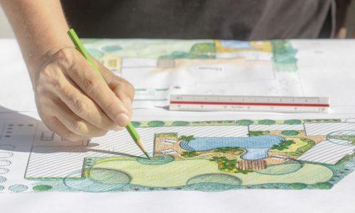 planowanie przestrzeni zieleń architekt krajobrazu