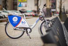 Rower miejski ŁRP w Łodzi
