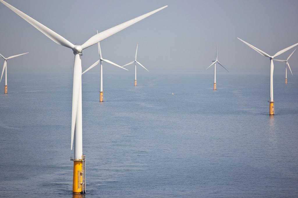 Turbiny wiatrowe na morzu offshore