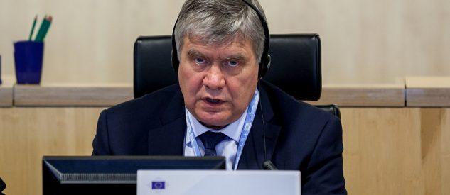 Witold Stępień, marszałek województwa łódzkiego