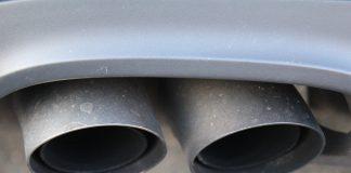 Rury wydechowe samochodu
