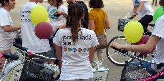 """Akcja """"Przesiądź się"""" w Poznaniu zachęcająca do zrównoważonego transportu"""