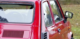 Maluch Fiat 126p
