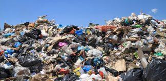Wysypisko śmieci, odpady
