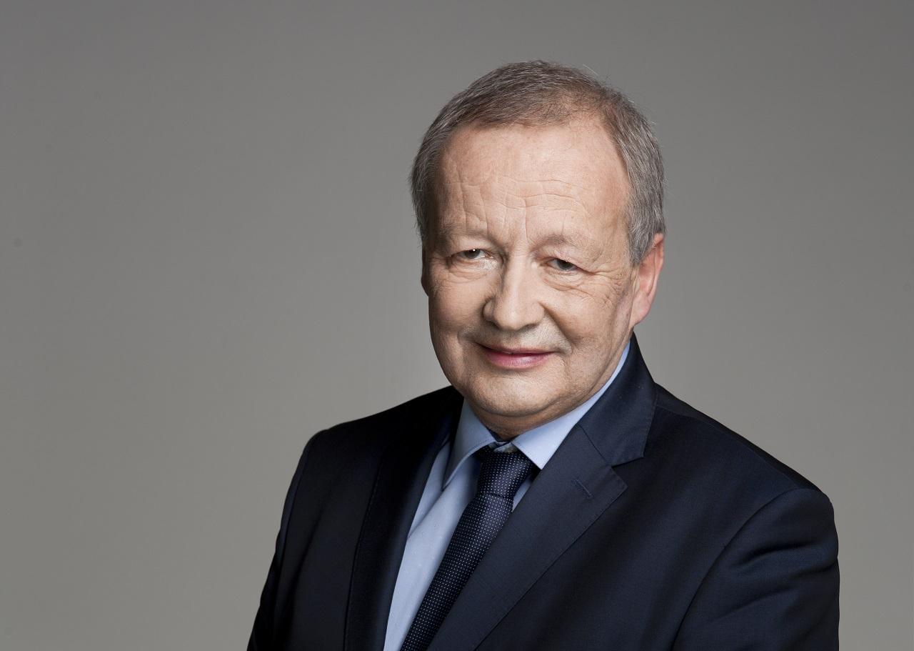 Wiceminister środowiska Mariusz Gajda
