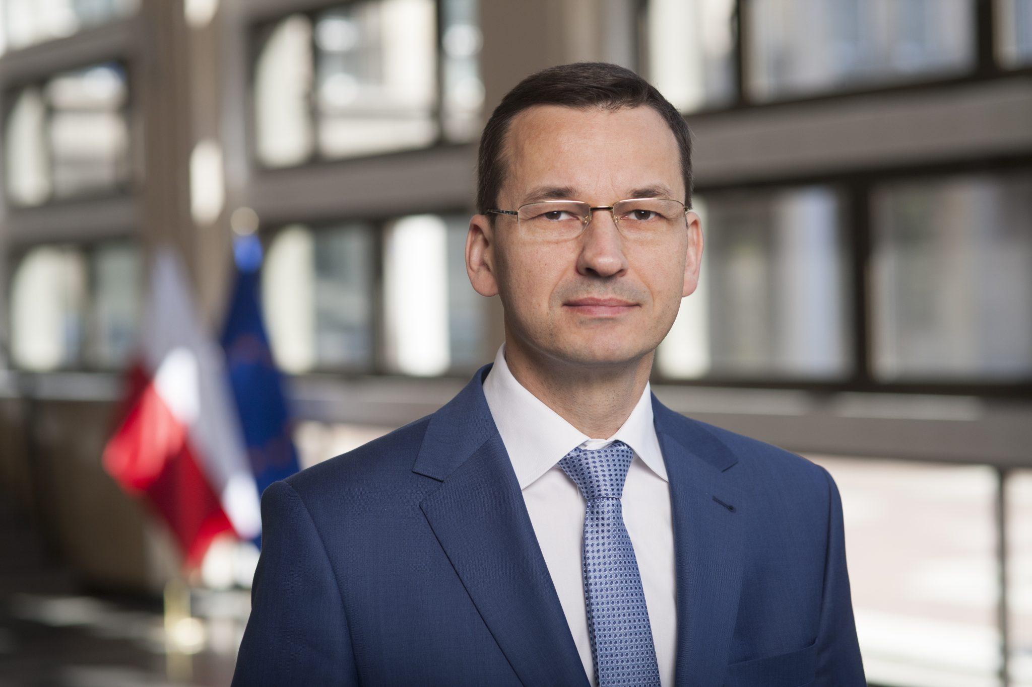 Mateusz Morawiecki MR