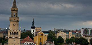 Opole widok