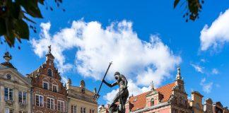 Pomnik Neptuna w Gdańsku