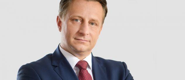 Krzysztof Szubert, wiceminister cyfryzacji