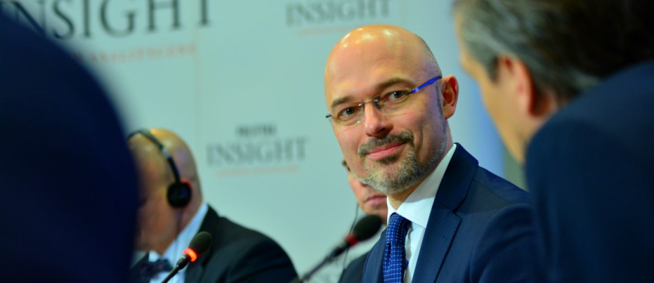 Wiceminister energii Michał Kurtyka