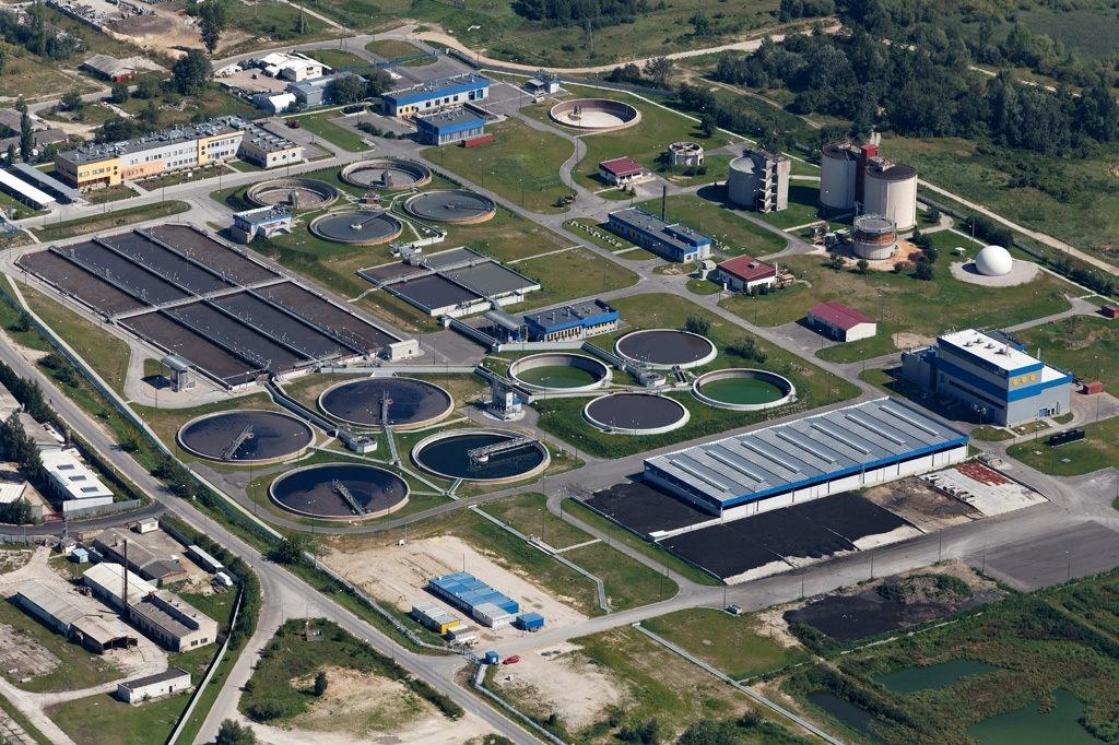 Wodociągi Kieleckie oczyszczalnia