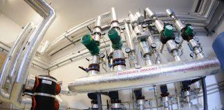 Biogazownia ZUT Gdańsk od środka
