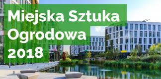 Forum Miejska Sztuka Ogrodowa 2018