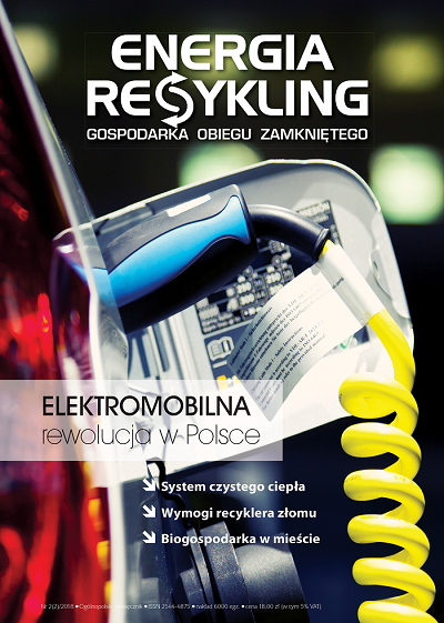 Energia i Recykling okładka