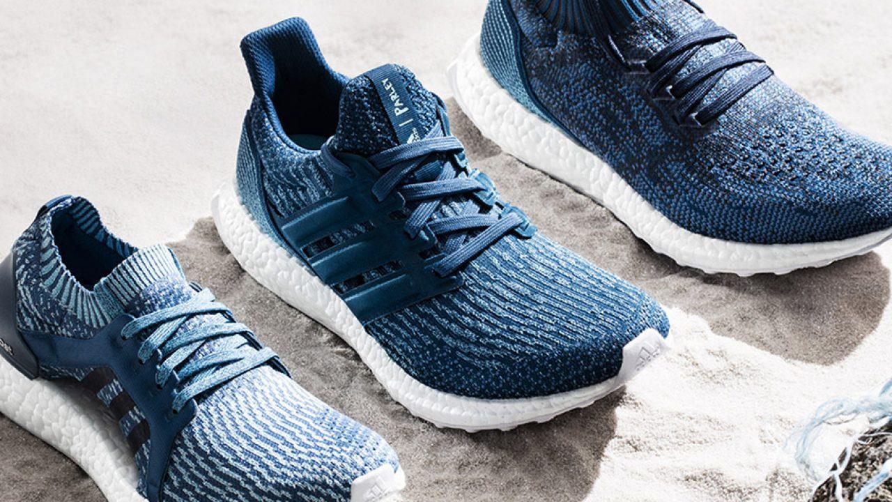Adidas w 2017 r. sprzedał ponad milion par butów z recyklingu