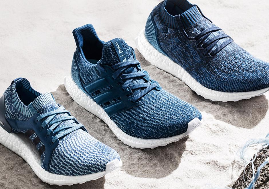 świetna jakość nowy styl dobrze znany Adidas w 2017 r. sprzedał ponad milion par butów z recyklingu