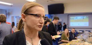 Magdalena Gosk, Ministerstwo Środowiska