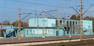 Dworzec w Goleniowie