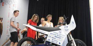 Motor elektryczny LEM stworzony przez studentów Politechniki Wrocławskiej