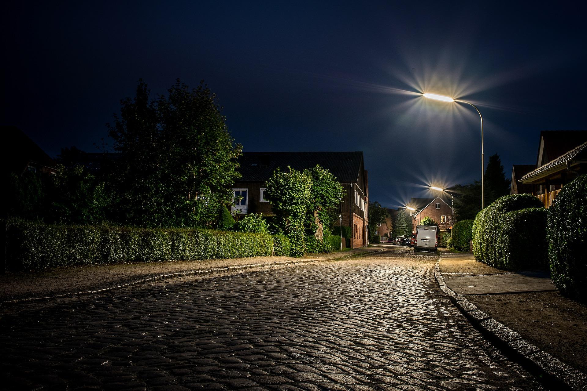 Oświetlenie Uliczne Z Dofinansowaniem Nfośigw